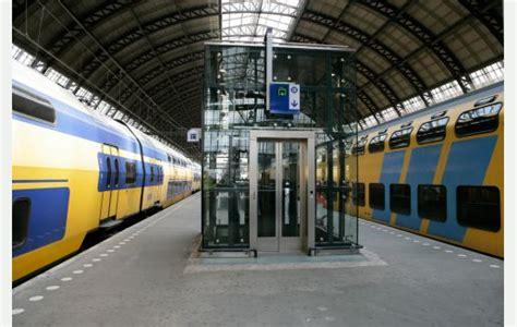 Samen met gemeentes aan de slag voor een toegankelijke stationsomgeving